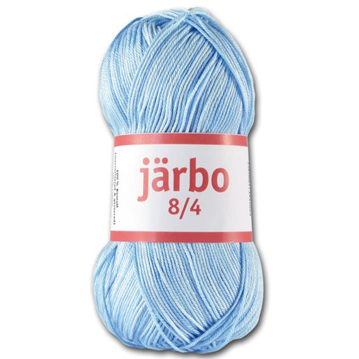 lys blå ombrè