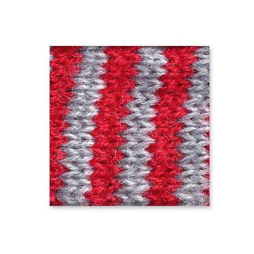 rød/grå