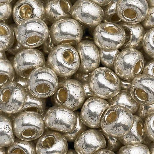 matt sølv