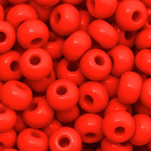 lysrød opak