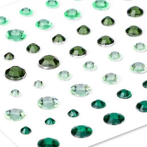 grønne nyanser