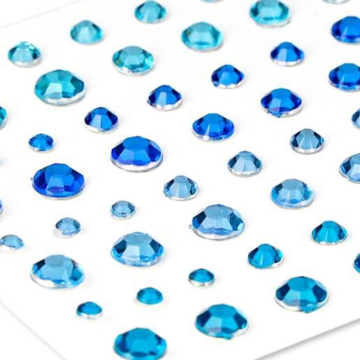 blå nyanser