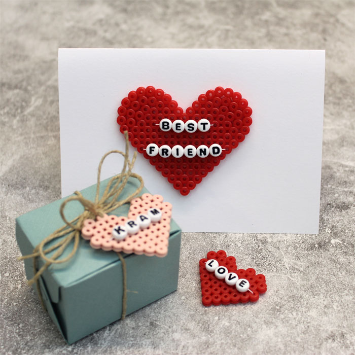 perle hjerte